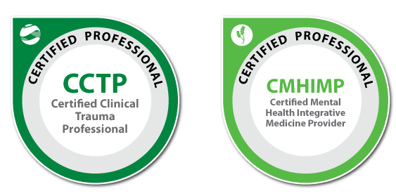 Certified Clinical Trauma Professional, Certified Mental Health Integrative Medicine Provider
